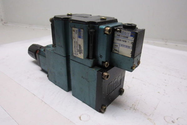 A solenoid valve uses AC power