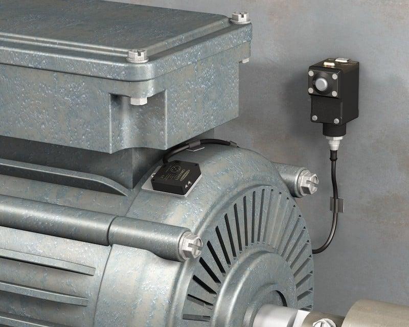 Banner Engineering vibration sensor