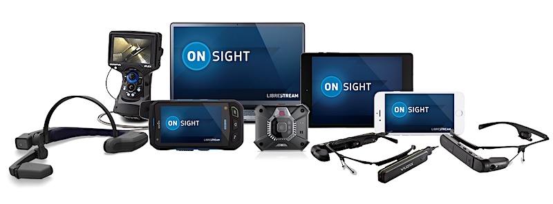 Librestream Onsight AR platform