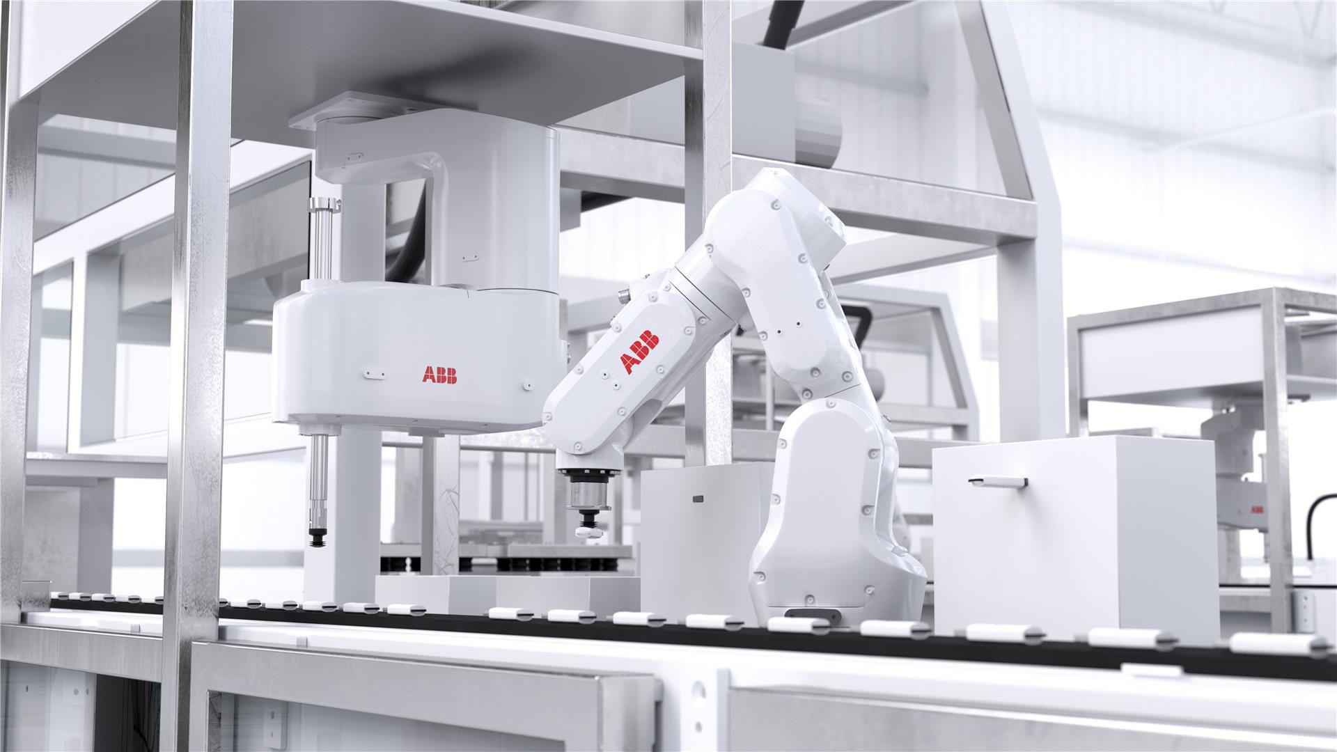 abb scara robot