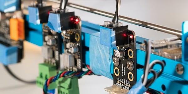 stepper motor in cnc machine