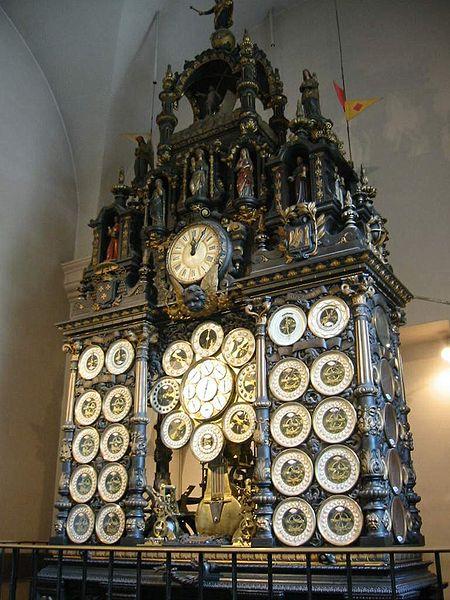 Besançon astronomical clock
