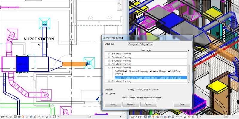 revit integrated design