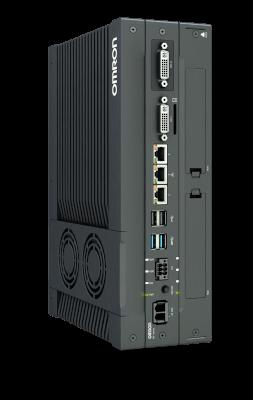 An Omron NYB IPC capable of running Windows 10 IoT Enterprise