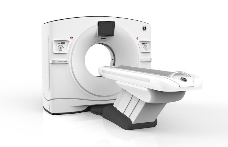 GE CT system