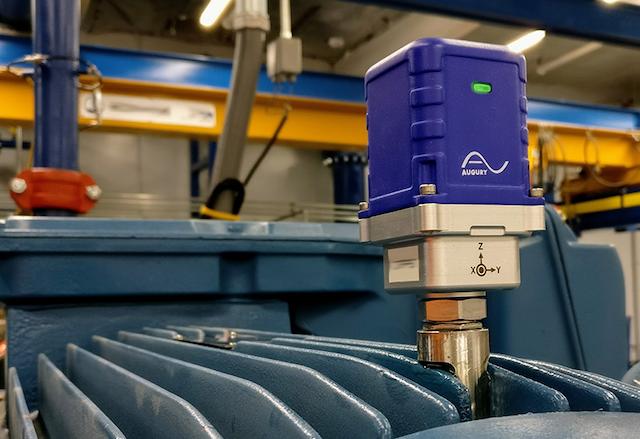 Continuous monitoring sensor