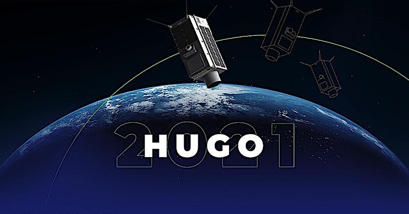 GHGSat Hugo