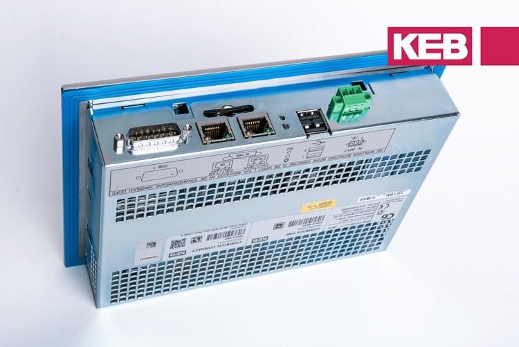 keb connectivity ports