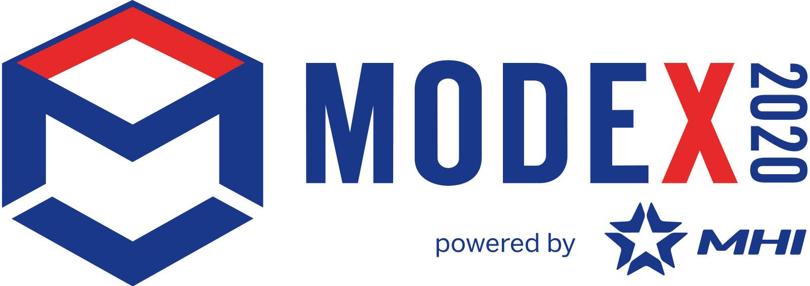 Modex 2020 logo.