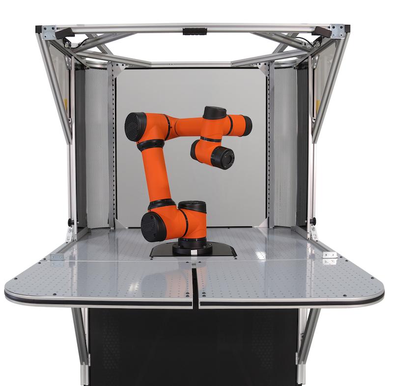 Rapid Robotics' Rapid Machine Operator (RMO)