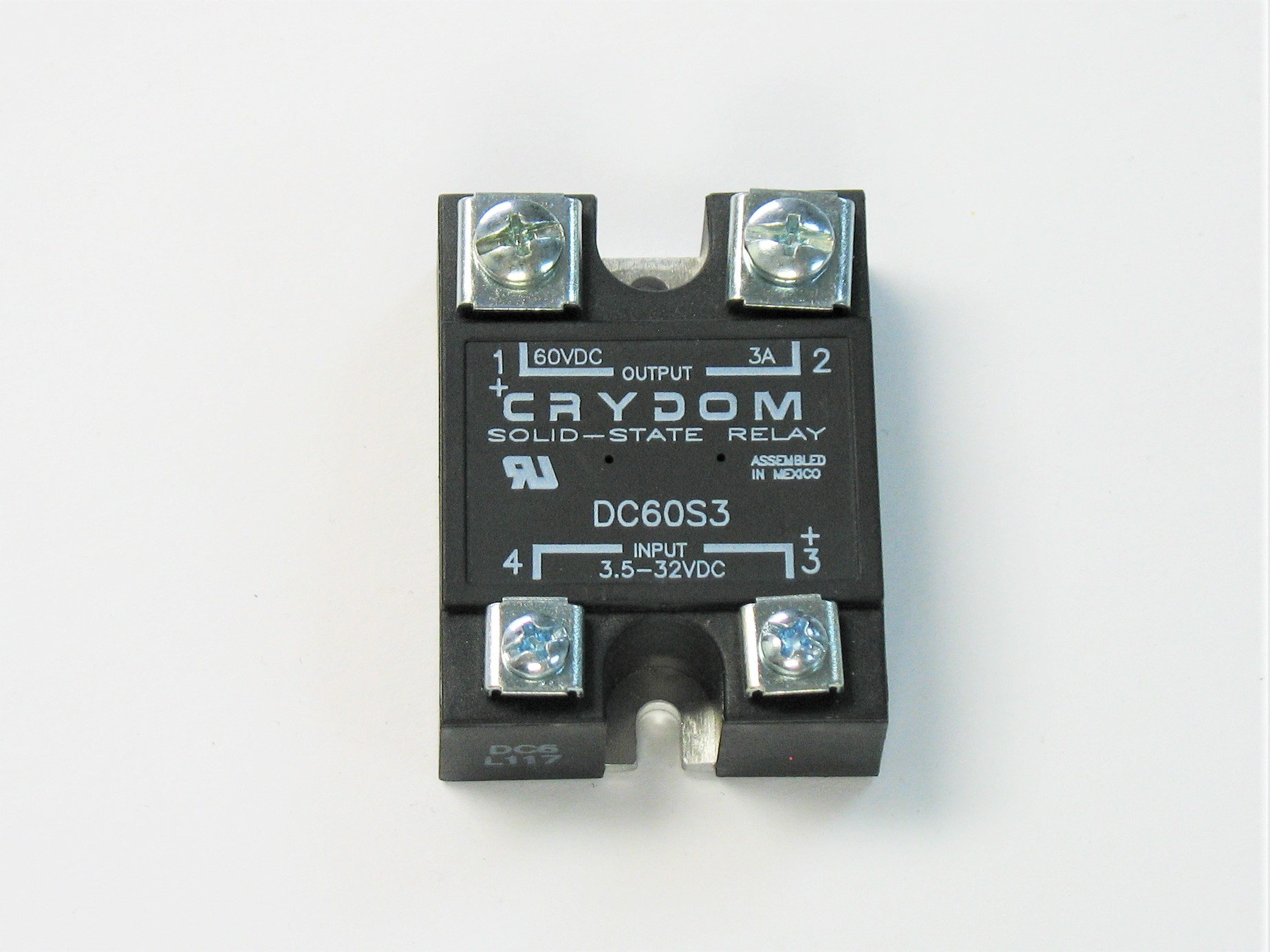 a typical solid state relay
