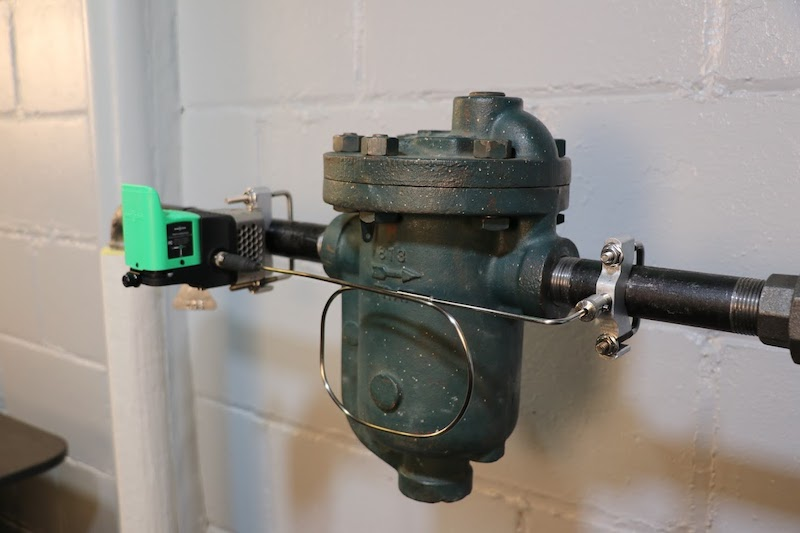 Everactive Steam Trap Monitoring system