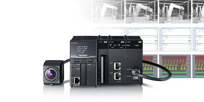 Keyence KV-8000 PLC
