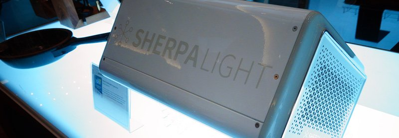 Sherpa Space Inc's new Sherpa Light