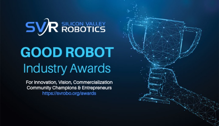 SVR Good Robot Industry Awards