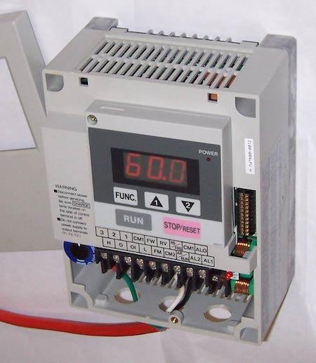 small variable frequency drive