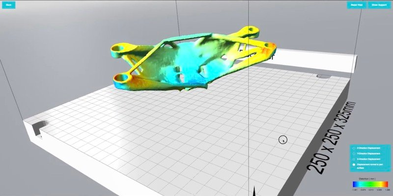 Sunata 3D modeling for industrial additive manufacturing