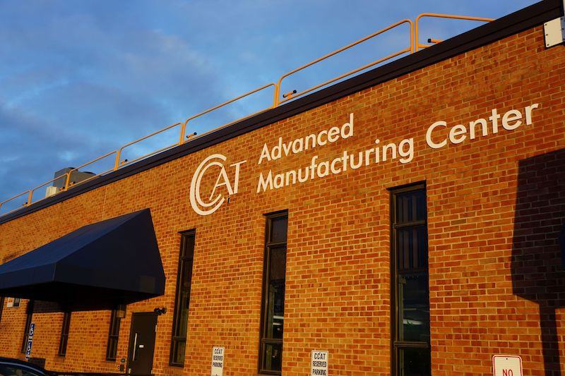 CCAT Advanced Manufacturing Center