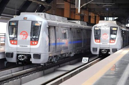 delhi metro uses SCADA systems