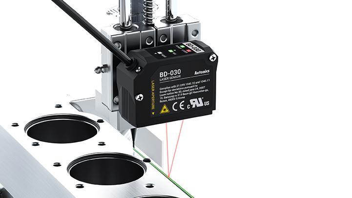 displacement-sensor-demonstration