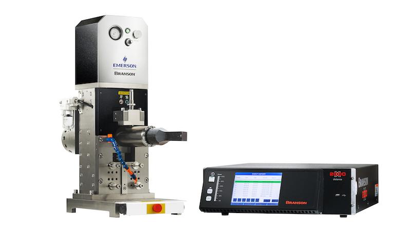 Emerson Branson GMX-20MA ultrasonic spot welder