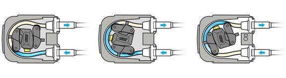 peristaltic pump process