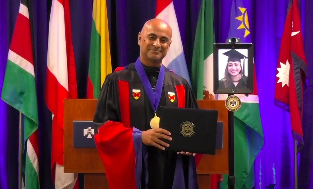 asu virtual graduation