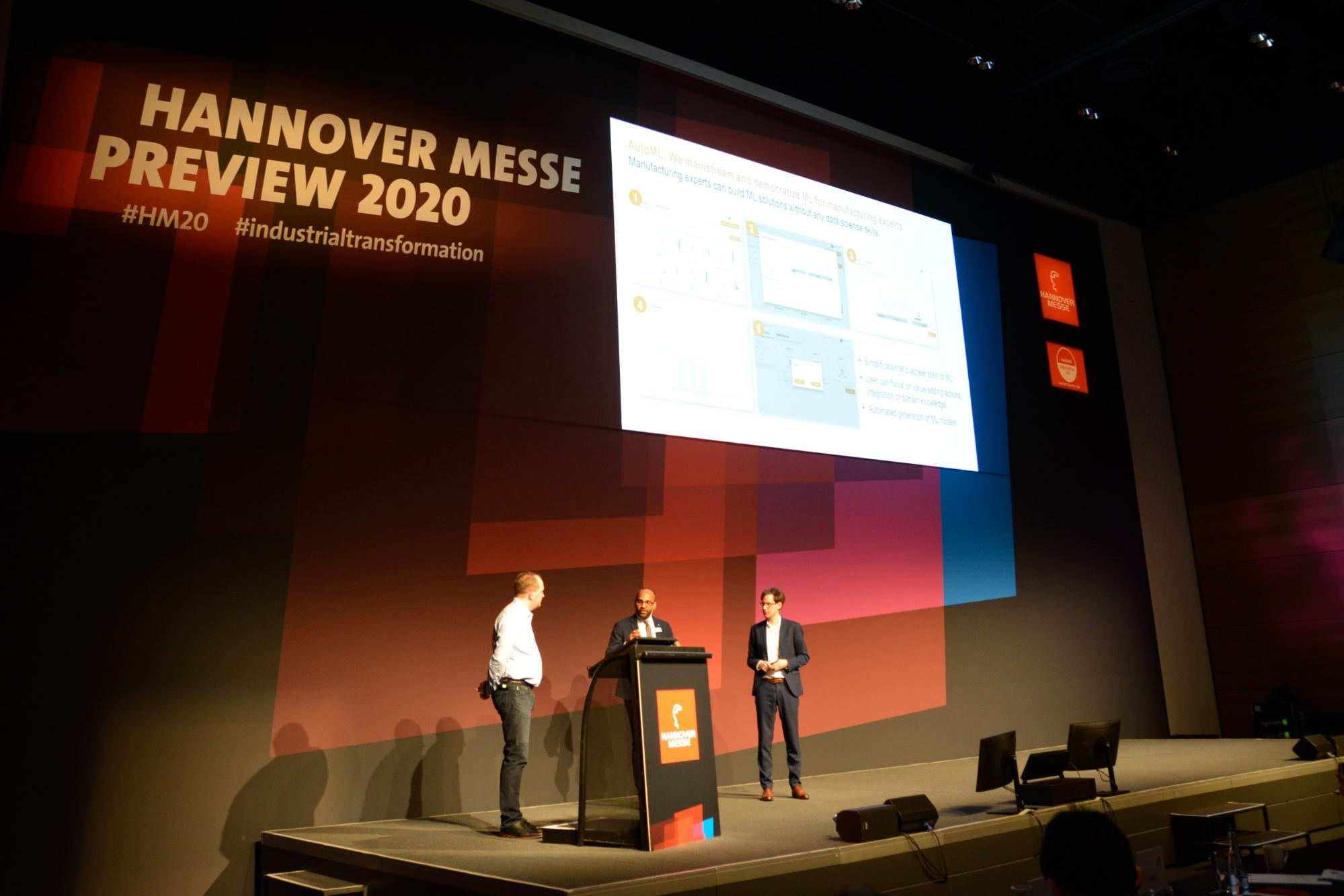 Hannover Messe Preview 2020