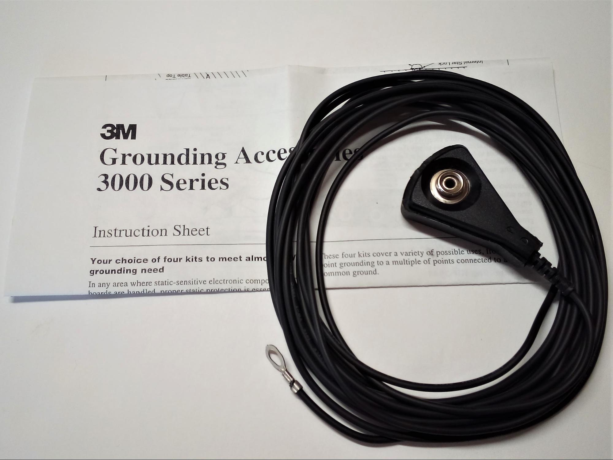 grounding wrist strap