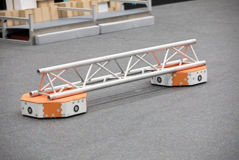 Fraunhofer swarm drone