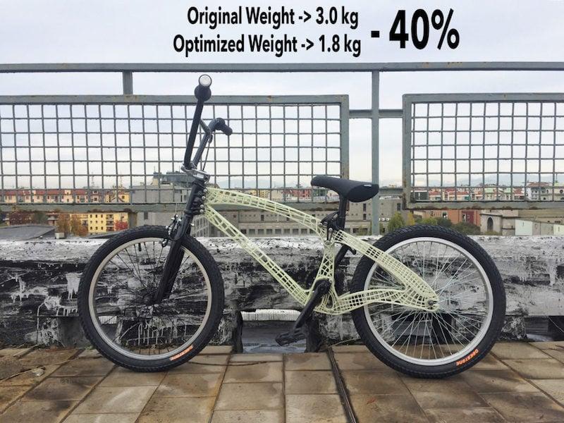 moi composites bmx bike frame cfm