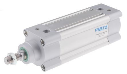 Pneumatic cylinder actuator from FESTO