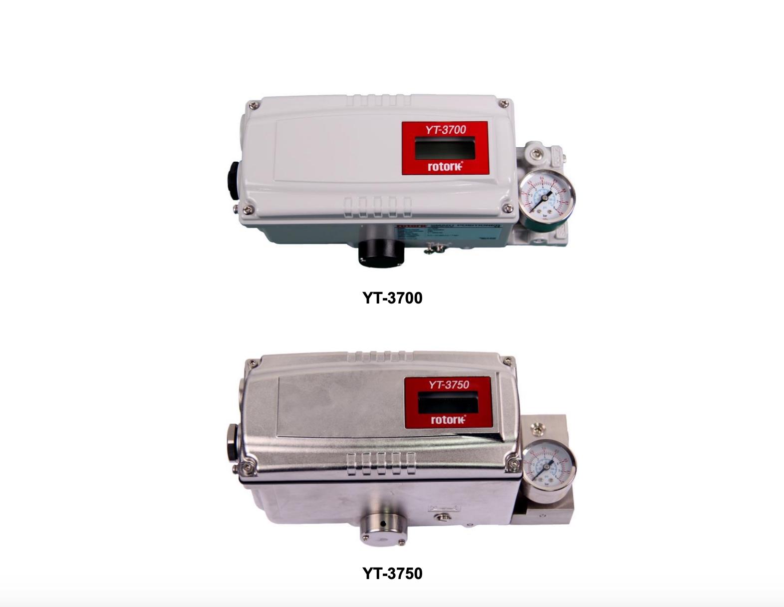 rotork new smart valves