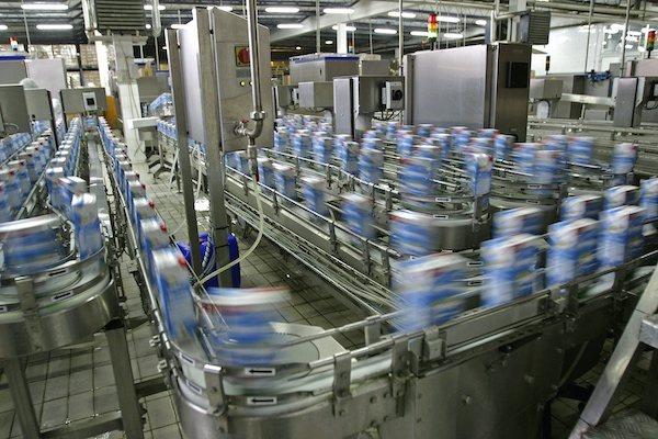 When production happens at a fast pace for huge quantities, standardized, defect-free end products are essential.
