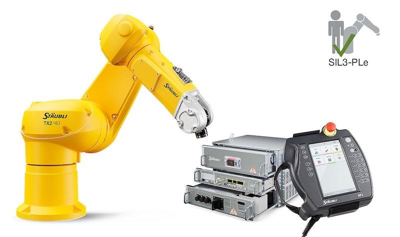 staubli robot