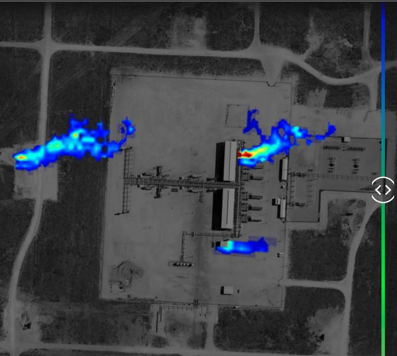 thermal imaging with lidar