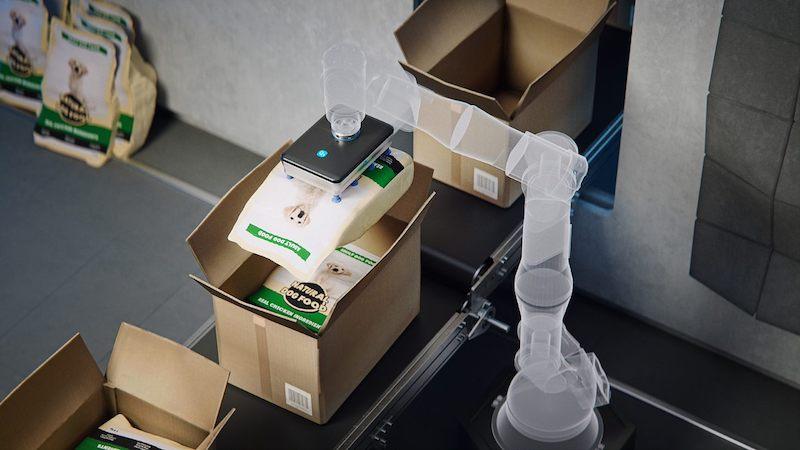OnRobot VGP20 packing items