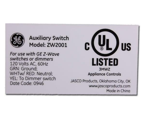 UL label