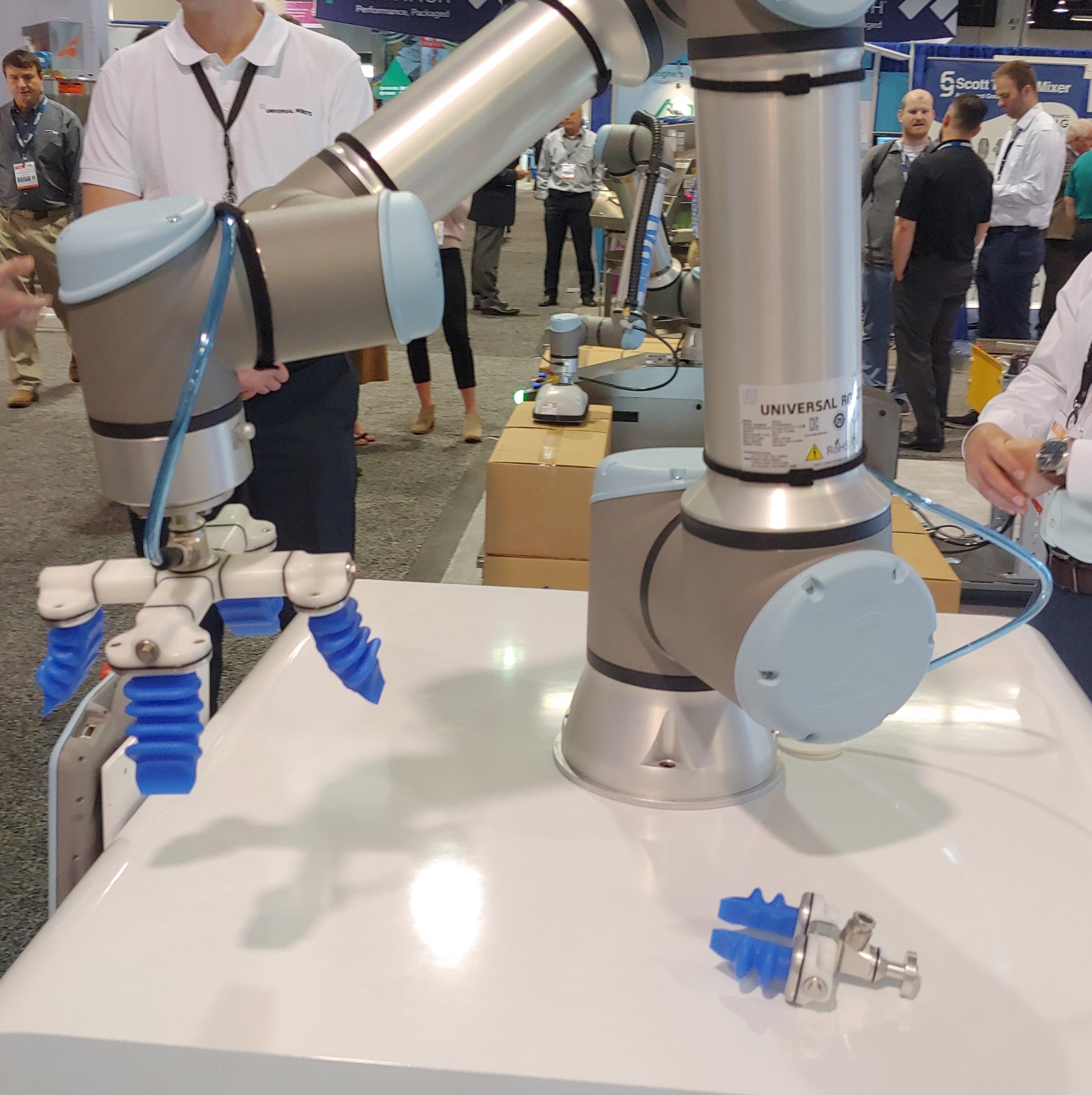 universal robotics cobot