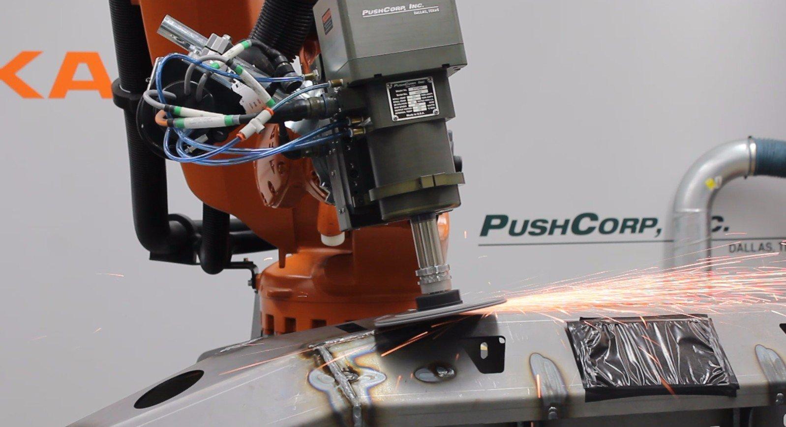 PushCorp Inc