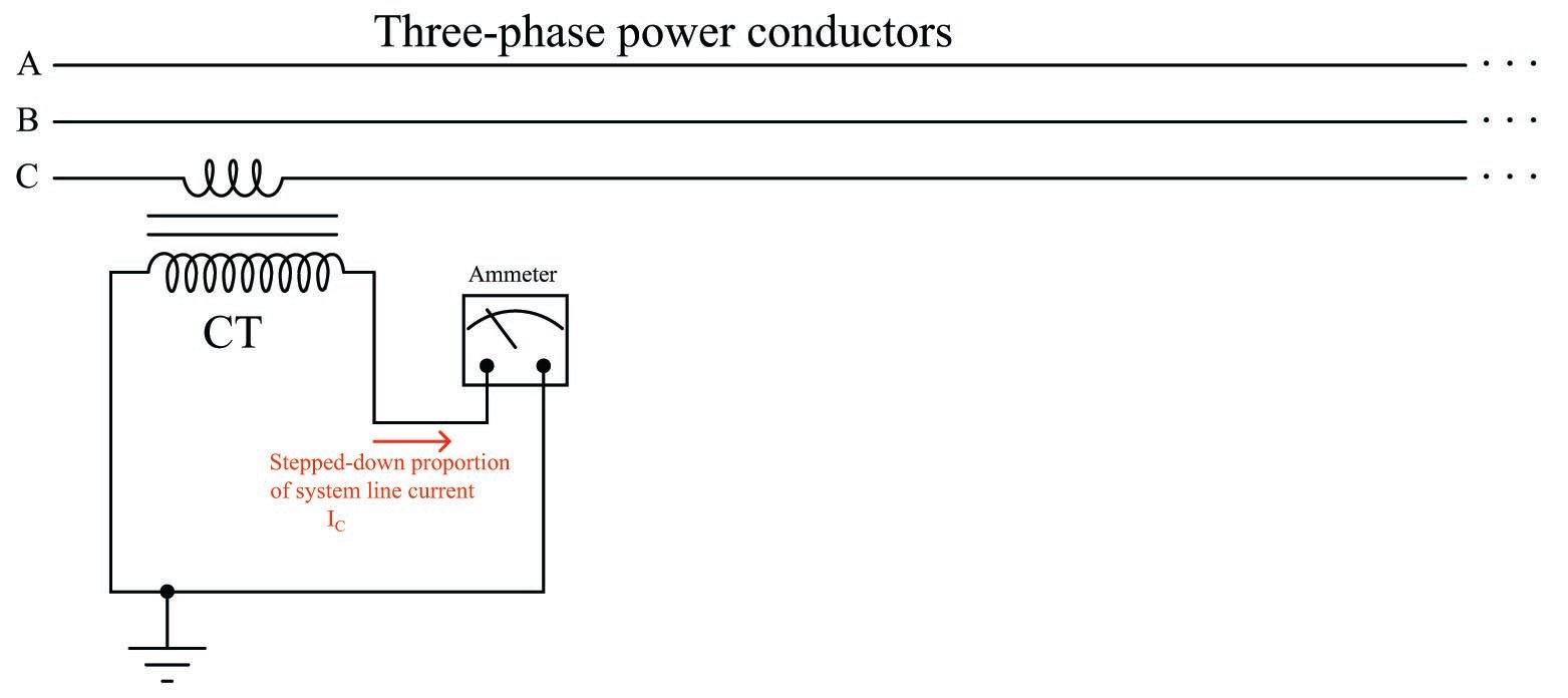 Electrical Sensors Potential Transformers Pts And Current Transformers Cts Electric Power Measurement And Control Systems Automation Textbook [ 696 x 1563 Pixel ]