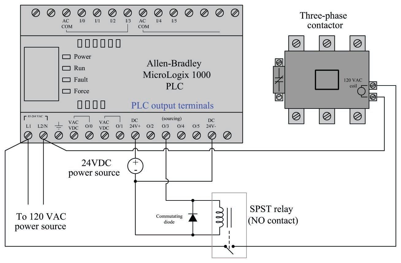 Interposing Relay Panel Wiring Diagram